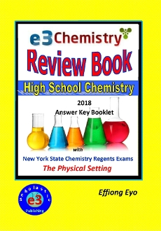 Answer Key Booklet - E3 Chemistry Review Book 2018