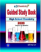 Answer Key Booklet: E3 Chemistry Guided Study Book 2020