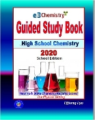 E3 Chemistry Guided Study Book 2020 - School Edition