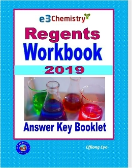 Answer Booklet: E3 Chemistry Regents Workbook 2019